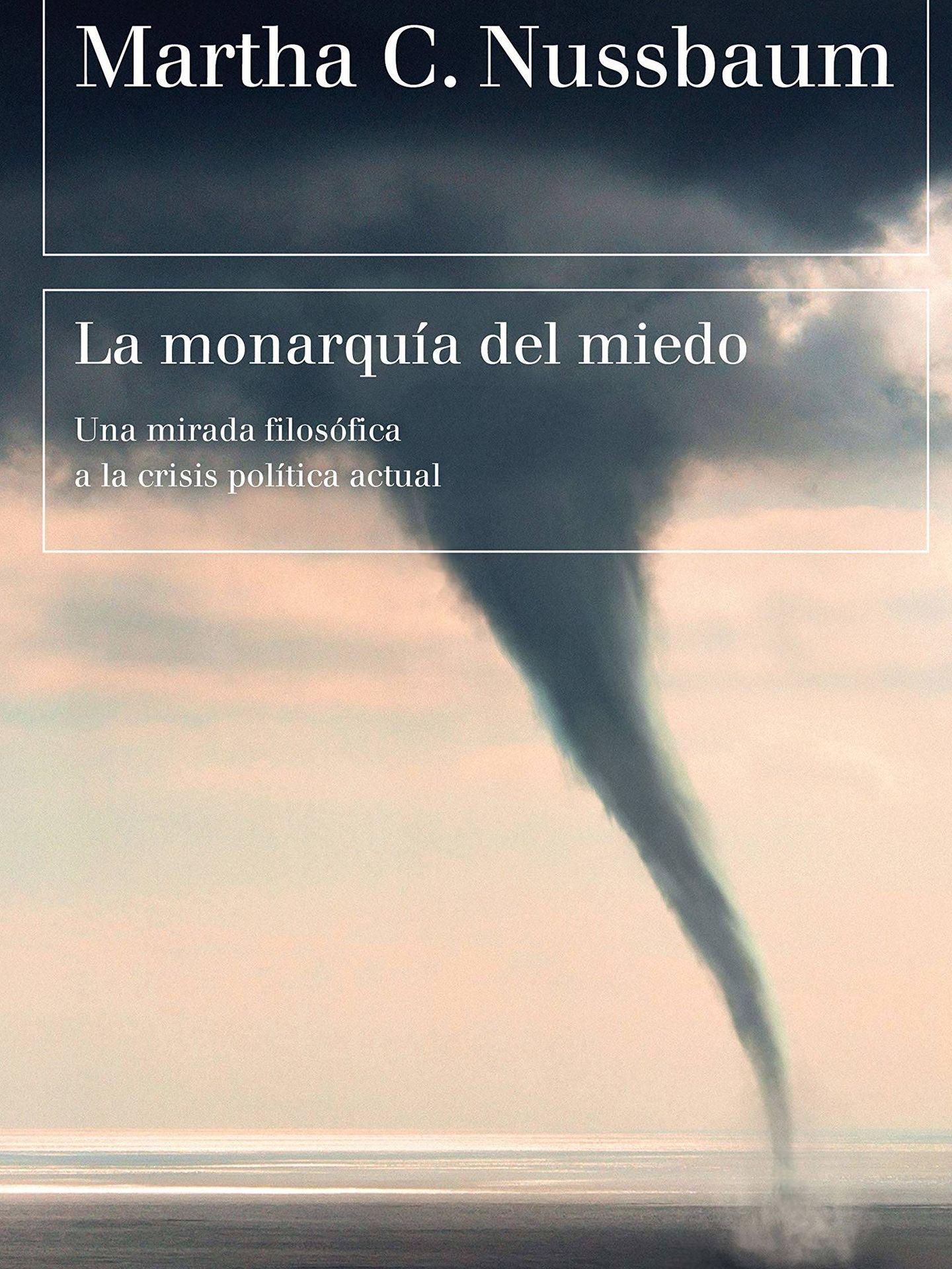 'La monarquía del miedo' (Paidós).