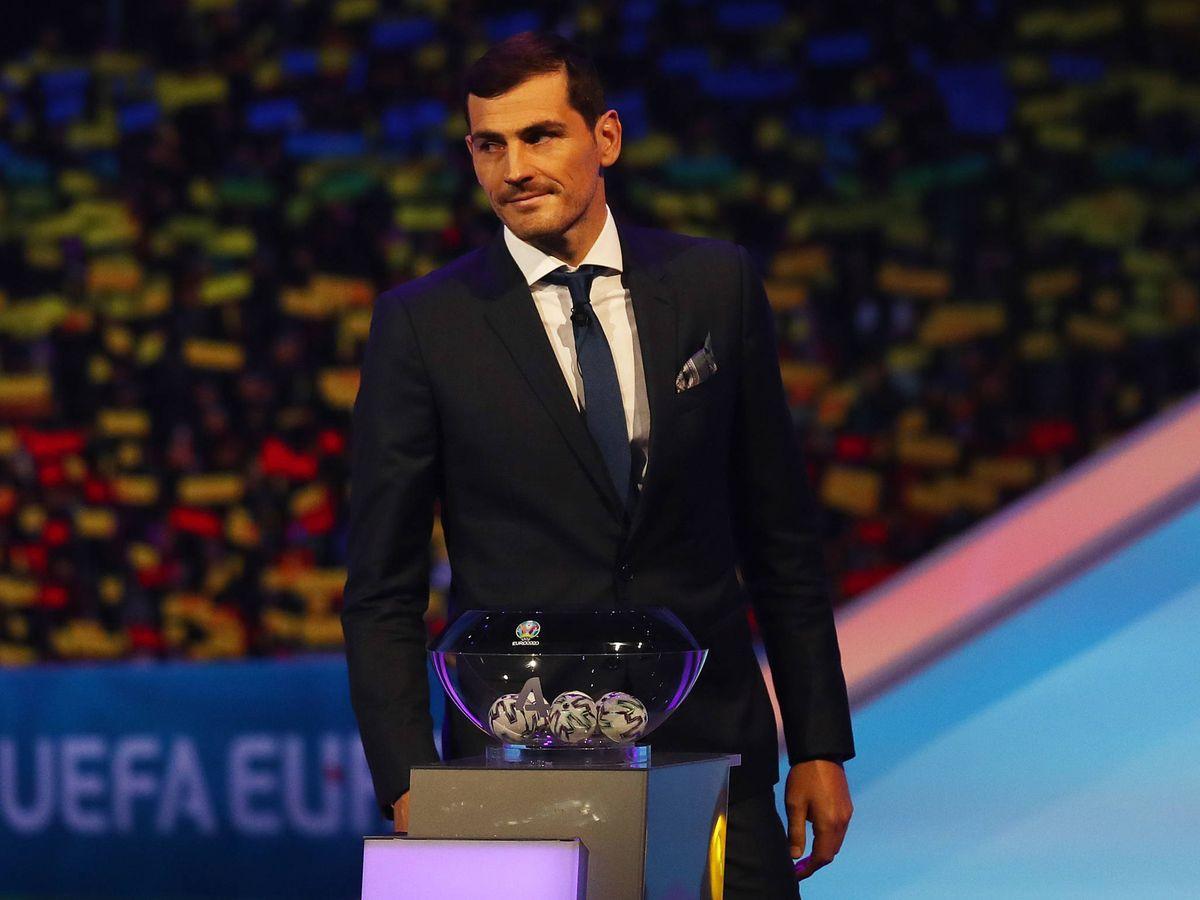 Foto:  Iker Casillas, en una imagen de archivo. (Getty)