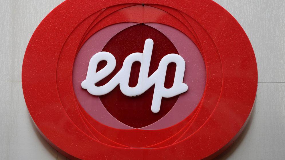 Foto: El logo de EDP. (Reuters)