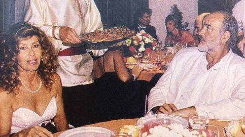 Sean Connery y Marbella: churros con Jaime de Mora y champán en vez de martini agitado