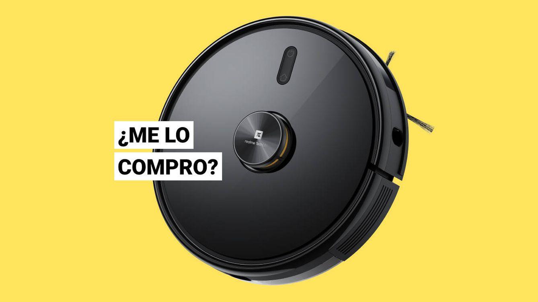 Siete días con el nuevo clon 'low cost' contra la Roomba y la Conga (y no, no es de Xiaomi)