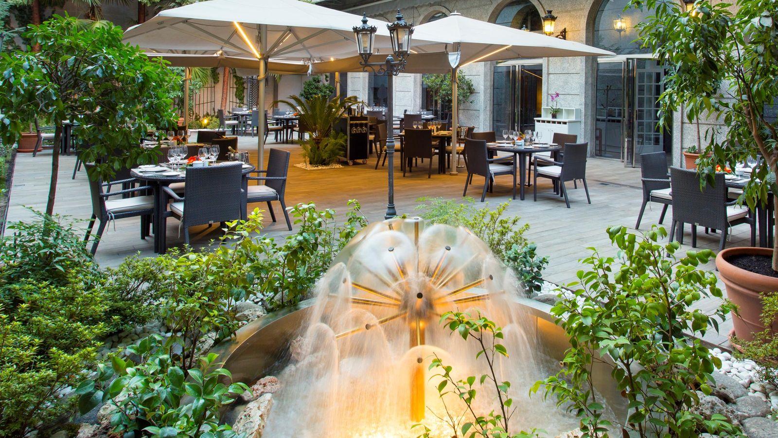 gastronom a en hoteles 5 terrazas secretas en hoteles