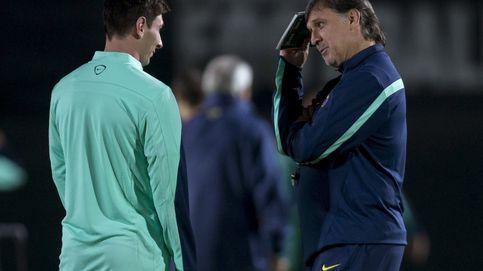 El Tata Martino, a Messi: Sé que usted puede echarme, pero no me lo demuestre a diario