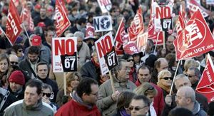 Gobierno, sindicatos y patronal logran un principio de acuerdo en diálogo social