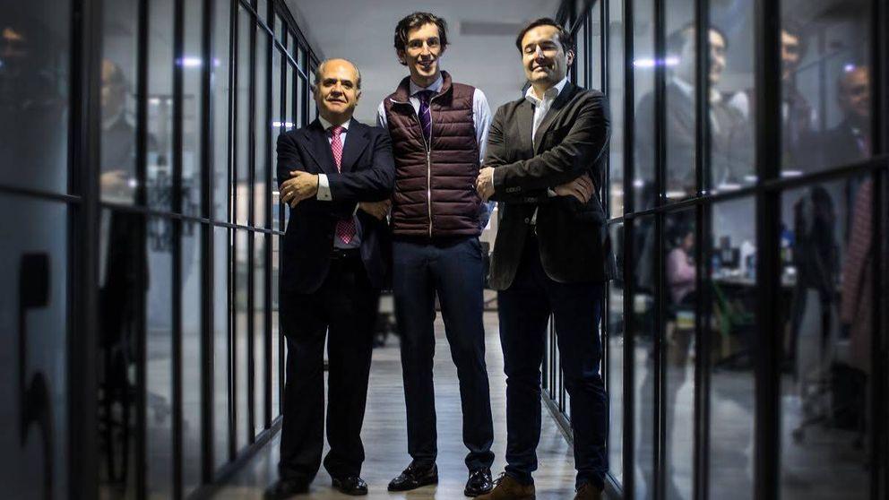 Cinco exdirectivos de Santander se unen al auge de las fintech con Fellow Funders