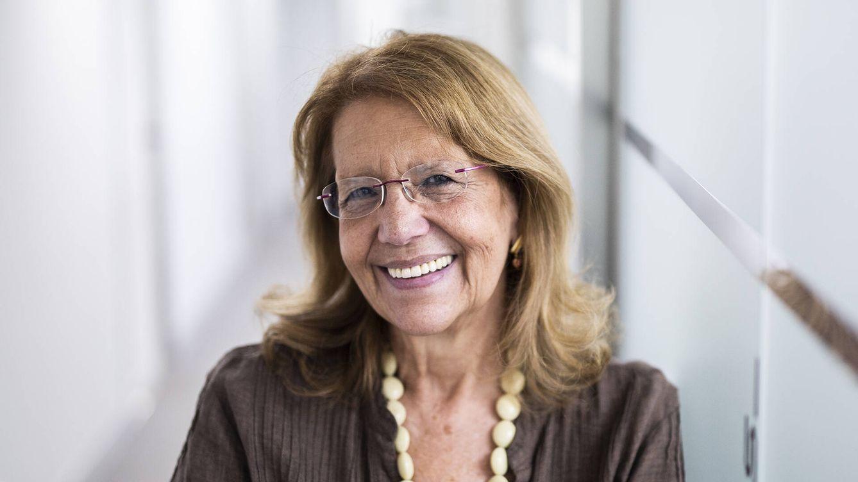 Foto: Elvira Rodríguez, vicesecretaria Sectorial del PP. (Alejandro Martínez Vélez)