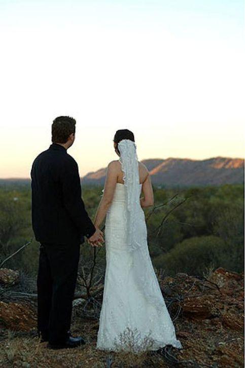 Bodas más verdes que blancas, las bodas ecológicas