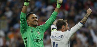 Post de Keylor Navas, una vida en la diana del Real Madrid bajo la dictadura de De Gea