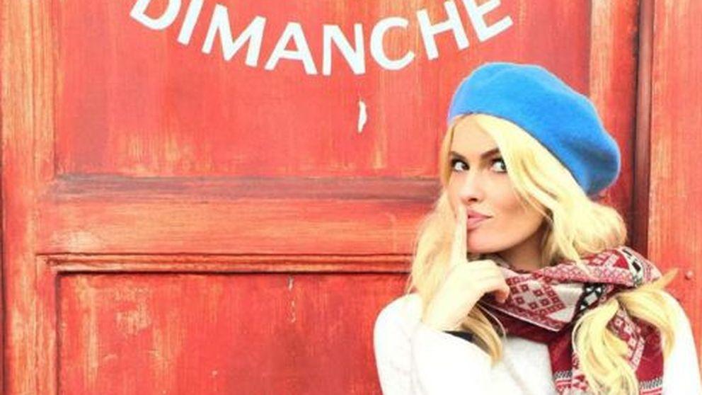 Instagram - Adriana Abenia da el cante con Mecano