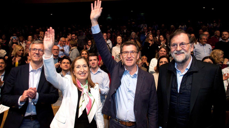 Rajoy regresa en Pontevedra: No me he desinteresado de mi país