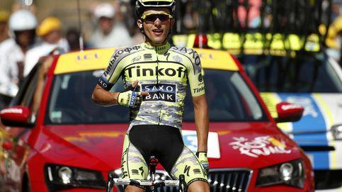 El Tourmalet no deja sorpresas y Majka da una alegría al equipo de Contador