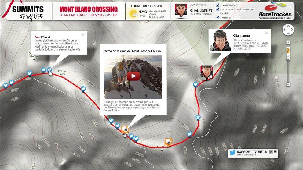 Cuando no tener noticias es la mejor noticia para un alpinista