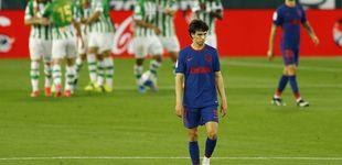 Post de El Atlético de Madrid, en cuadro, se desinfla y agota su crédito como líder de LaLiga (1-1)
