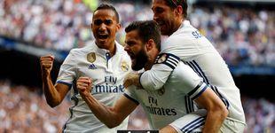 Post de Una final menos, quedan tres: el Madrid golea al Sevilla y aún sueña con el doblete