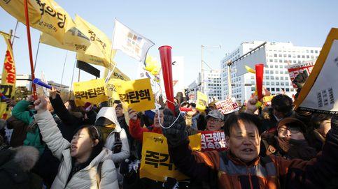 Destitución de la presidenta surcoreana