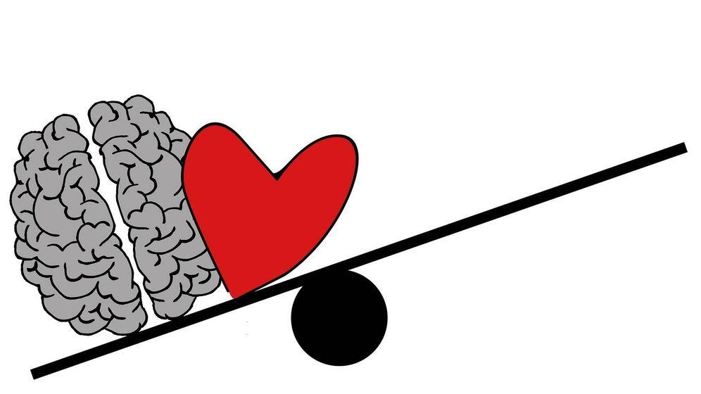 Foto: Corazón y cerebro están muy relacionados en materia de salud. Foto: Pixabay