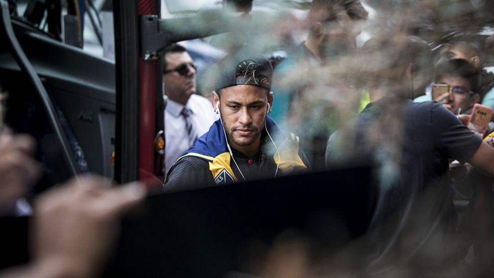 El comunicado oficial del Barcelona sobre la salida de Neymar