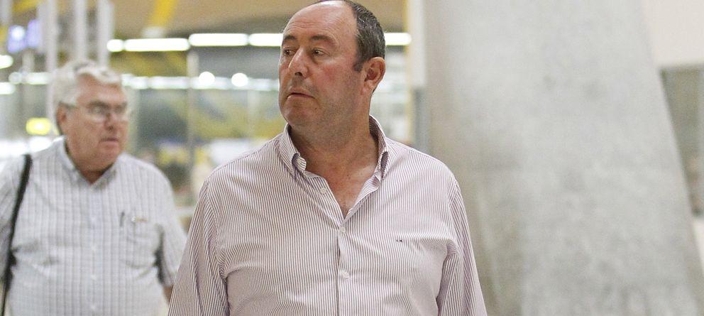 Foto: El empresario Luis Miguel Rodríguez, en una imagen de archivo  (Gtres)