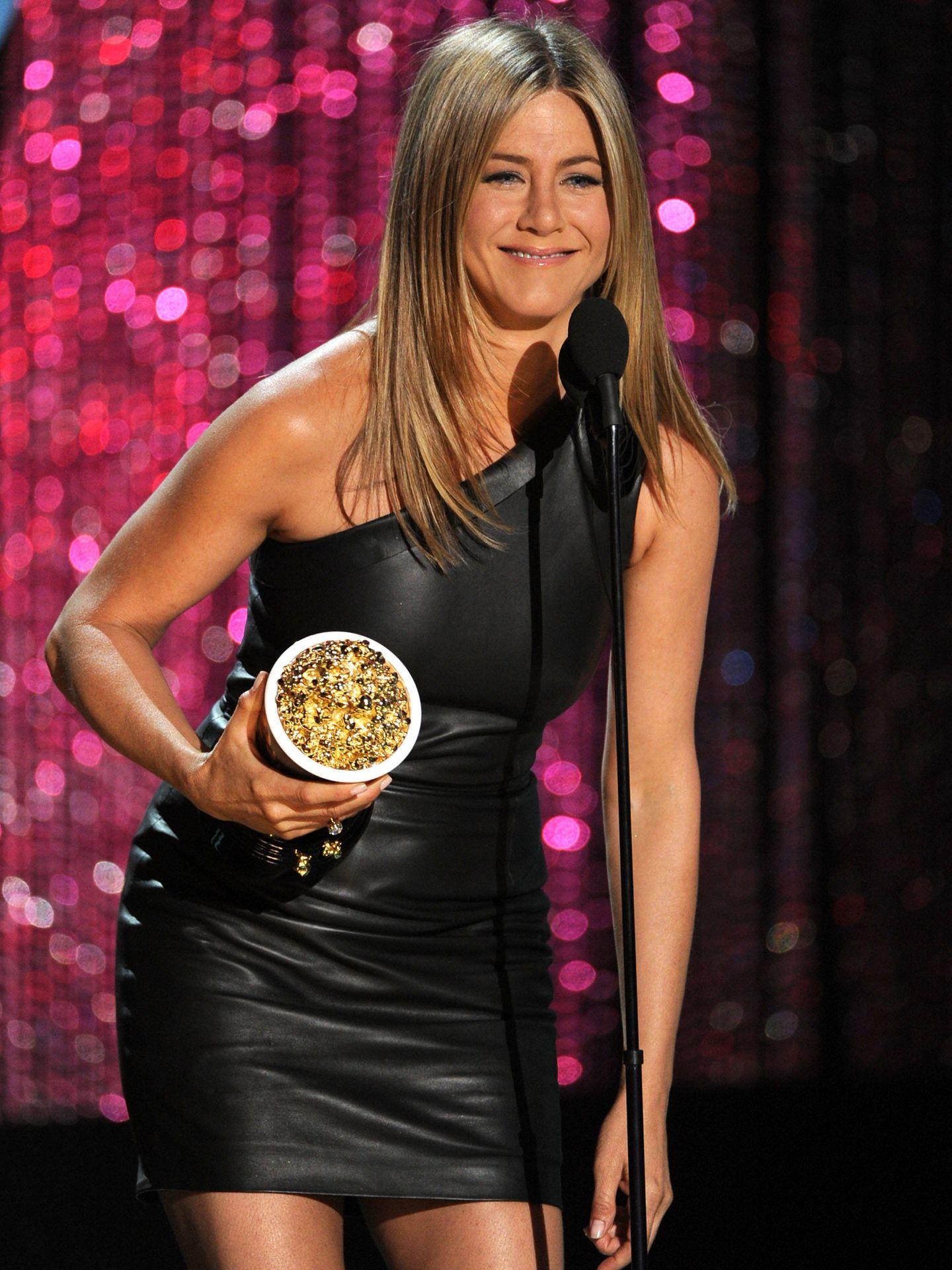 Jennifer Aniston lo tiene claro. (Getty)