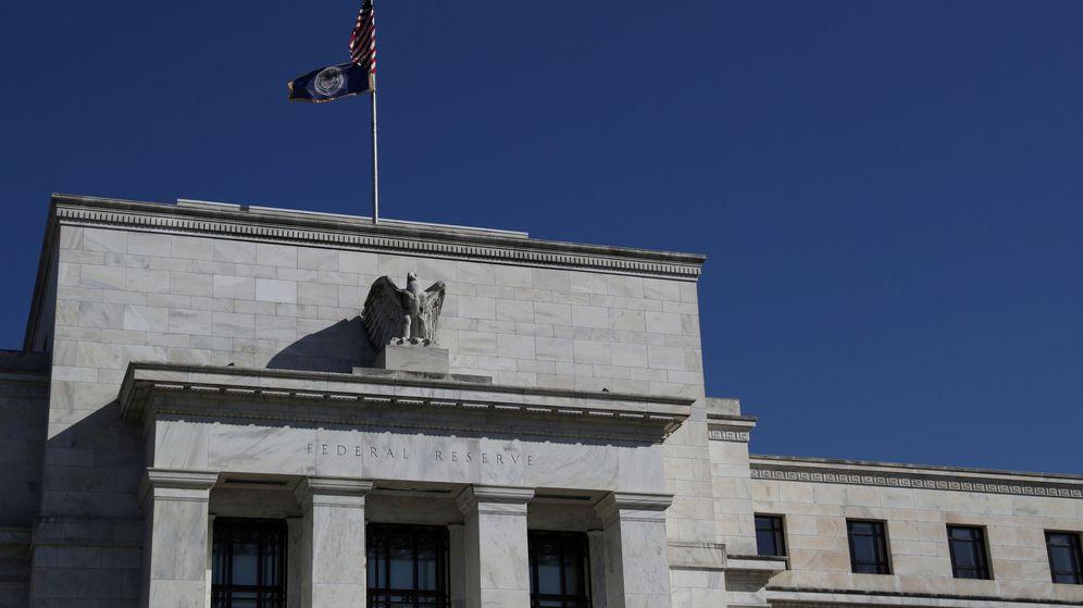 Foto: Edificio de la Reserva Federal en Washington. (Reuters)