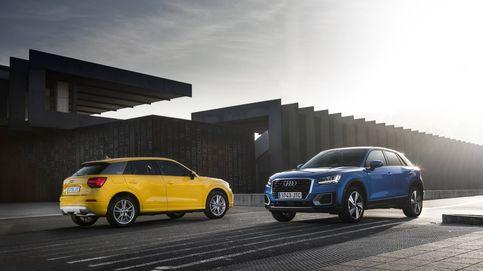 Audi Q2, esencia todocamino en frasco pequeño