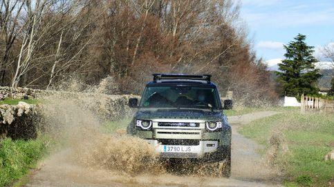 El Land Rover Defender del futuro