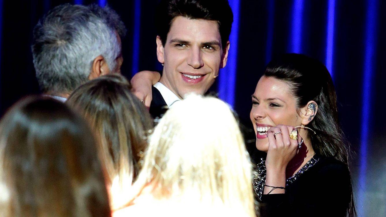 Foto: Diego y Laura en la final de 'GH VIP' (Gtres)