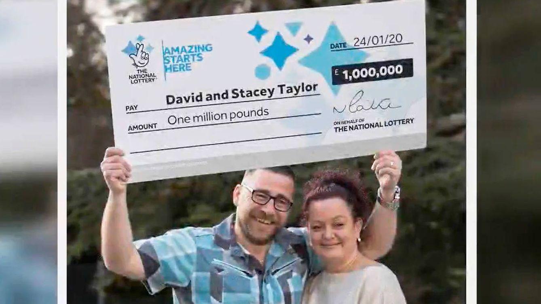 Gana un millón a la lotería y cree que es una broma de su marido
