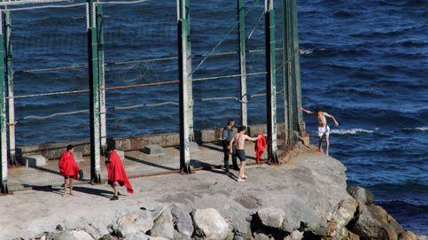 España moviliza el Ejército en Ceuta para hacer frente a la crisis migratoria