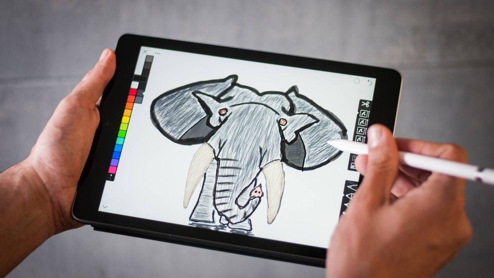 Probamos el nuevo iPad de Apple: por fin una alternativa barata y potente a tu portátil