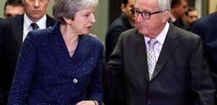 Post de Tensa conversación entre May y Juncker por el Brexit: