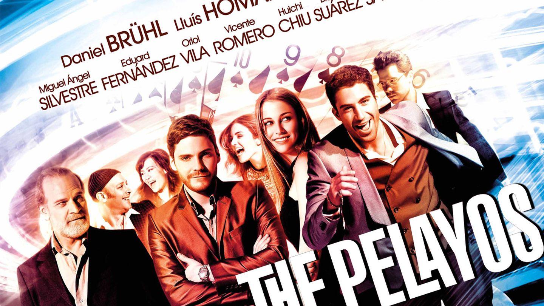 Cartel de la película 'The Pelayos', estrenada en 2011