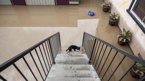 La peor inundación de California en cien años
