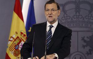 Rajoy replica a Mas que el 9-N fue un fracaso y que la soberanía es innegociable