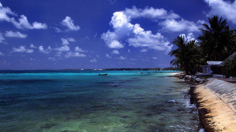 Tuvalu, un paraíso destinado a desaparecer, es el país menos visitado del mundo