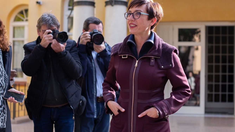 Gámez: Espero no ser ni la última ni la única directora general de la Guardia Civil