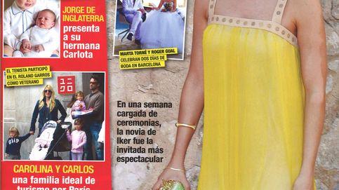 Las portadas de los miércoles: Sara Carbonero le copia el peinado a Letizia