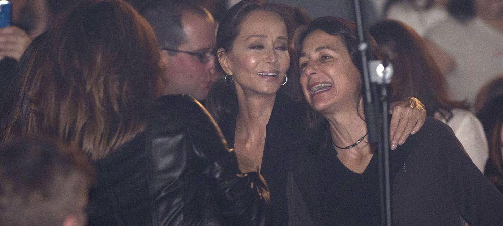 Foto: Las Preysler acuden al concierto de Enrique Iglesias