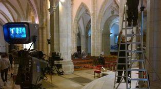 La polémica sobre la misa televisada en España