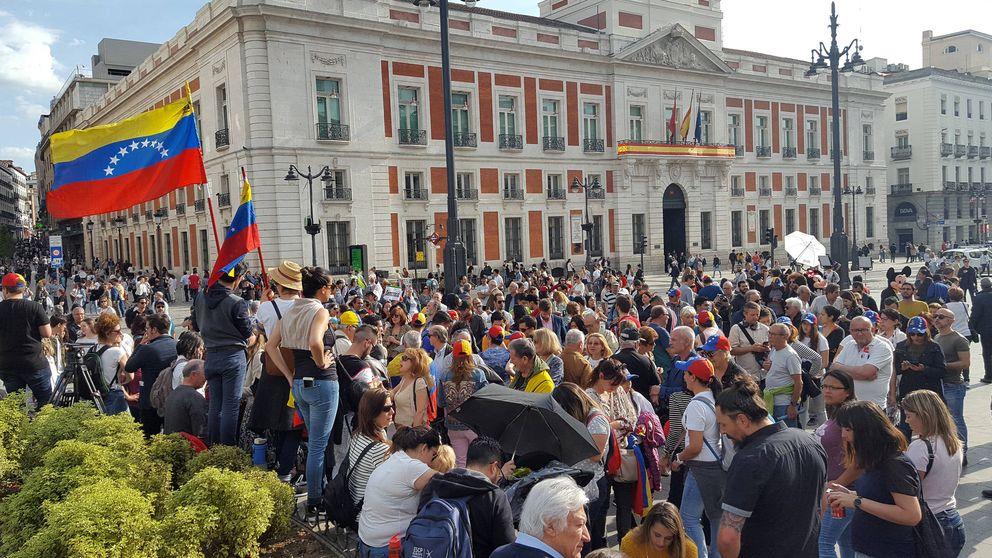 Los antichavistas vuelven a Sol: Maduro ha llenado el país de islamistas y traficantes