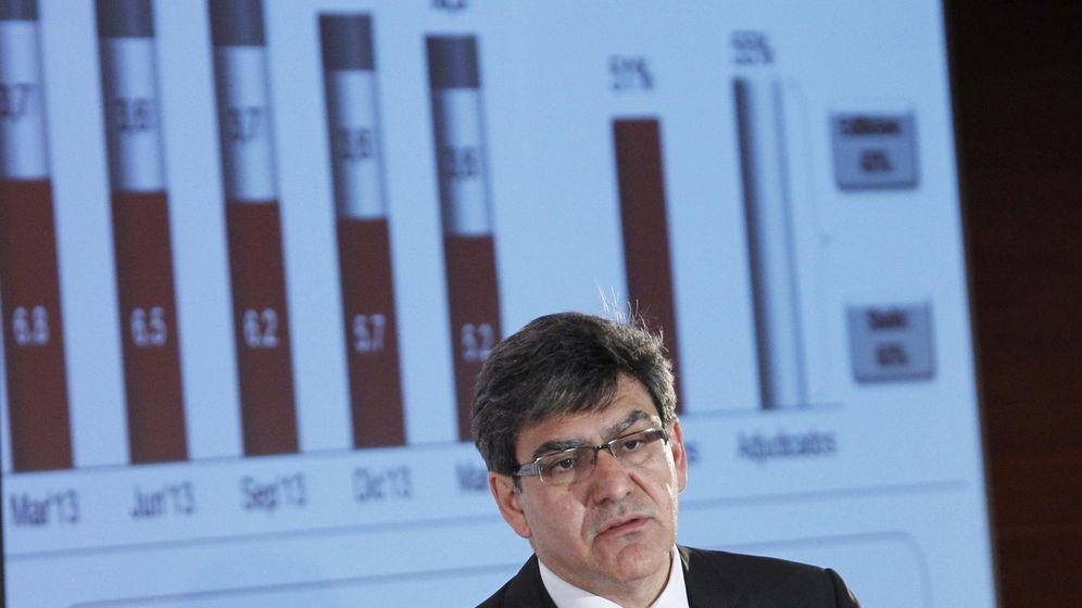 Foto: El consejero delegado del Banco de Santander, José Antonio Álvarez (Efe)