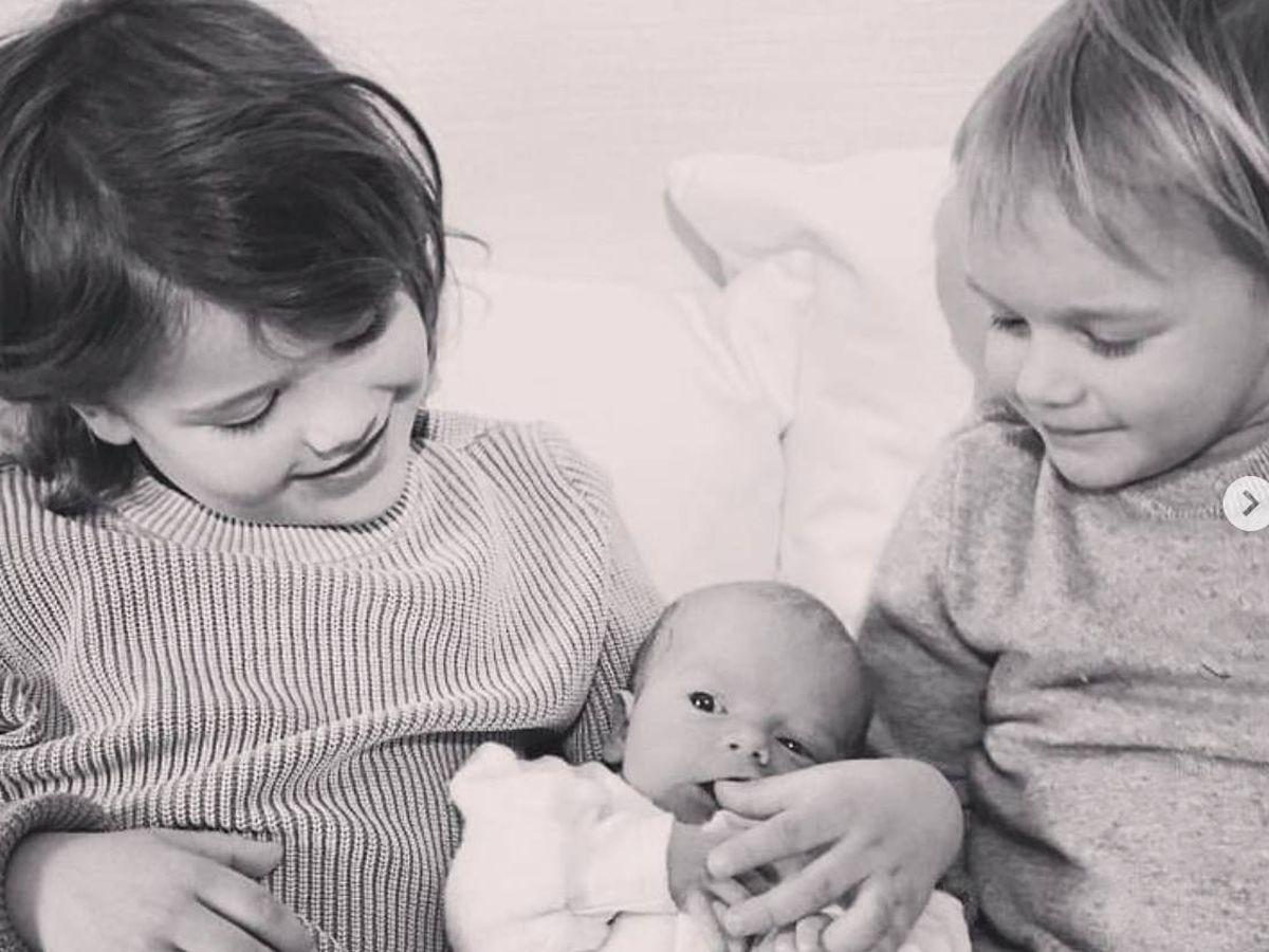 Foto: Los tres príncipes de Sofía. (Instagram @prinsparet)