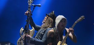 Post de Azkena Rock, por qué los festivales de música rezuman testosterona