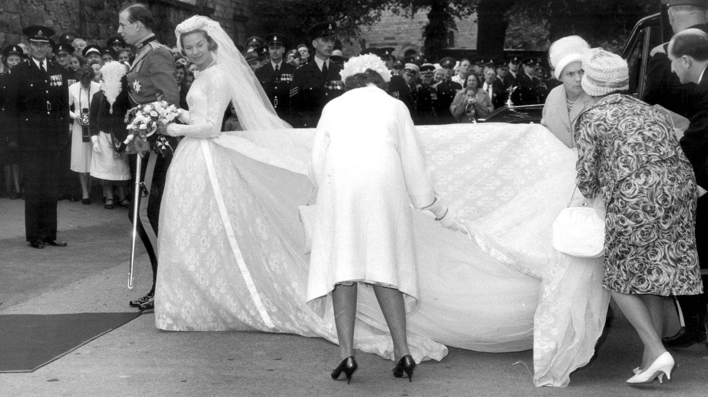 La boda de los duques de Kent. (CP)
