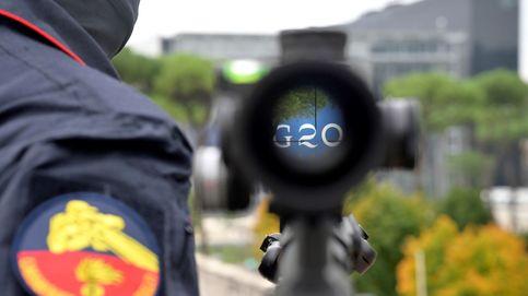 Preparativos para la cumbre del G20 en Roma