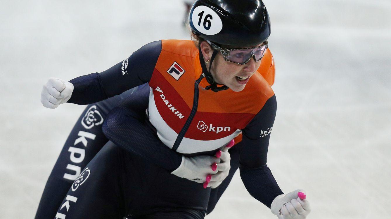 Muere a los 27 años la patinadora y medallista olímpica Lara van Ruijven