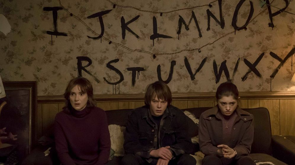 Foto: Fotograma de 'Stranger Things'. (Netflix)