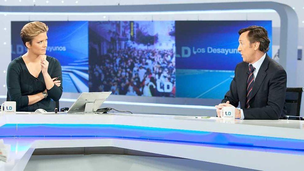 """Hernando (PP):  """"Antes los Telediarios se hacían al dictado de laSexta"""""""