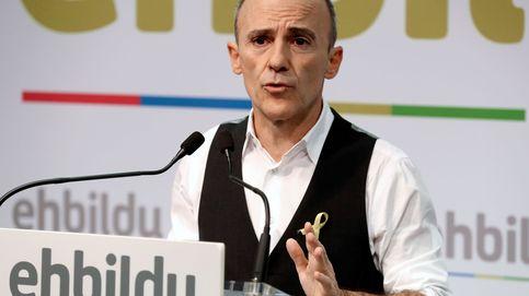 Renuncia el líder de Bildu a las europeas por actuaciones inaceptables con su expareja