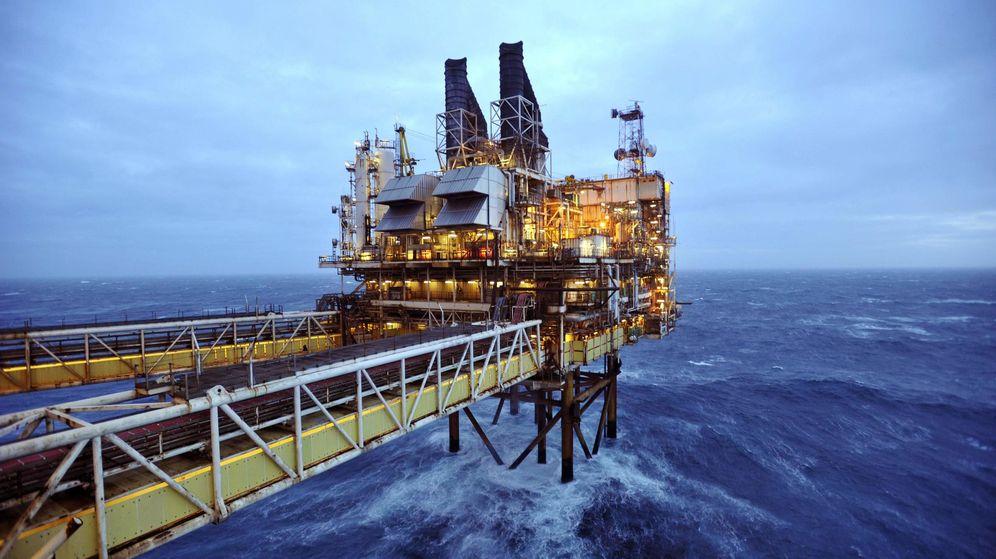 Foto: Planta petrolífera, en una imagen de archivo. (Reuters)